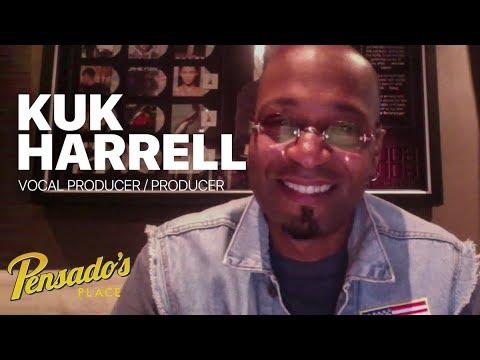 Rihanna's Vocal Producer / Producer Kuk Harrell – Pensado's Place #338