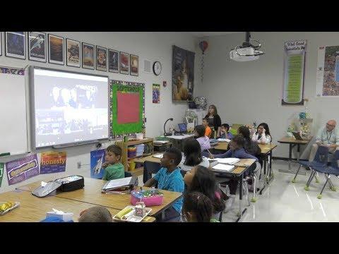 Distance Learning with NASA- Christa McAuliffe Academy