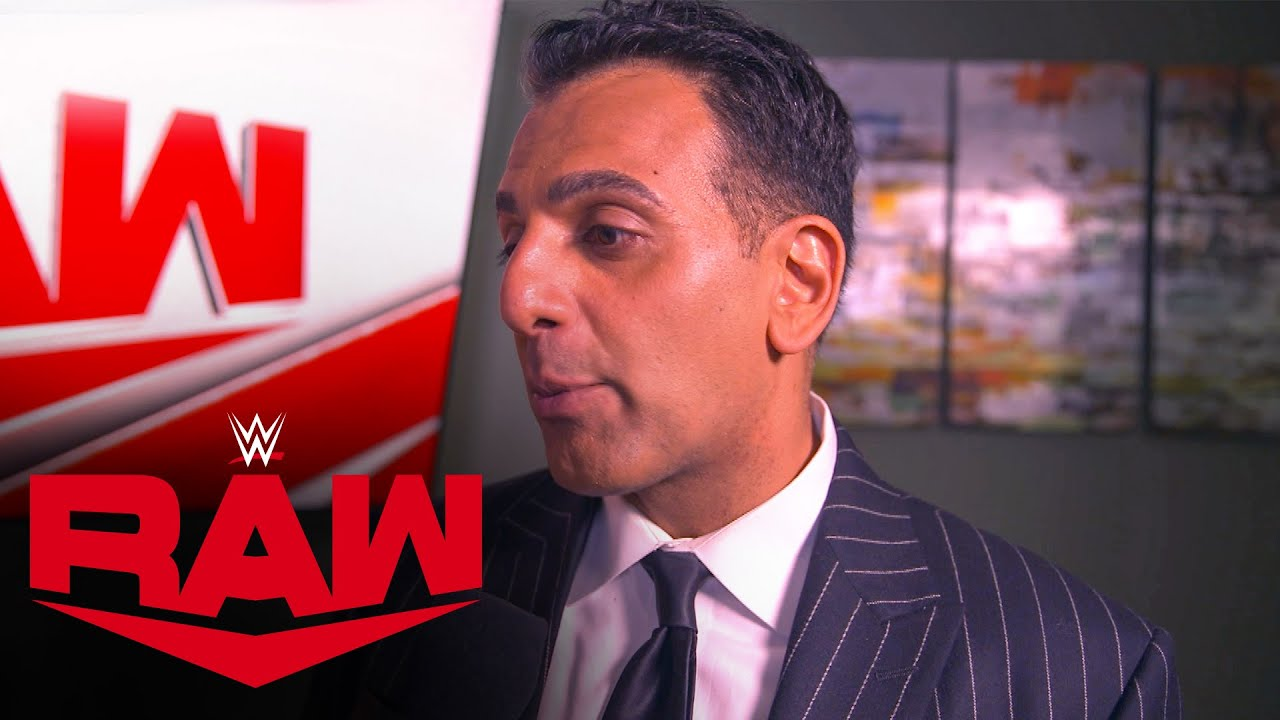 Adnan Virk is thrilled ahead of Monday Night Raw debut: WWE Network Exclusive, April 12, 2021