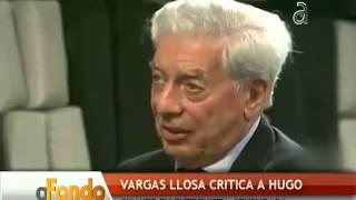 Renuncia periodista de Globovisión por censura a entrevista con Vargas Llosa - América TeVé