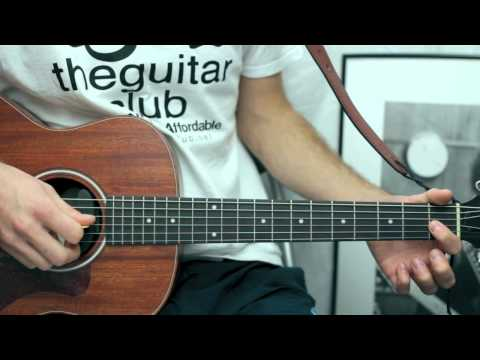 ►Super Mario Bros. Theme - Guitar Lesson (Melody) ✎ FREE T