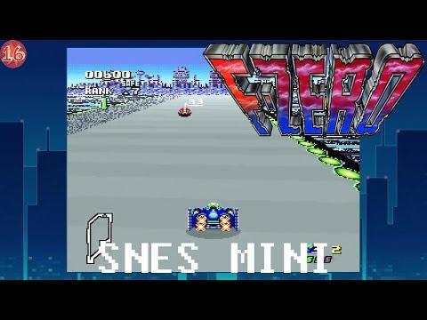 F-ZERO - SNES Mini !!