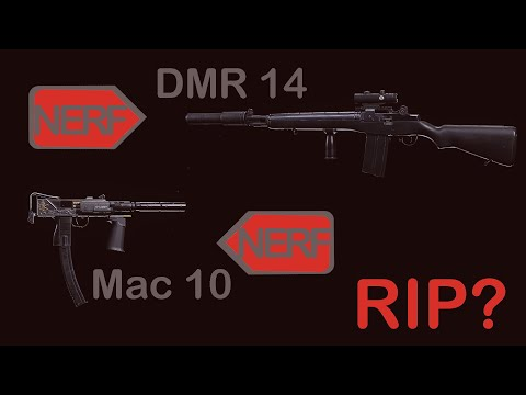 RIP DMR and Mac-10? Maybe not... | Call of Duty: Black Ops Cold War/Warzone |