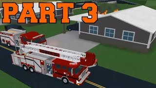 Roblox FairHaven County   Part 3   Normal Day!  