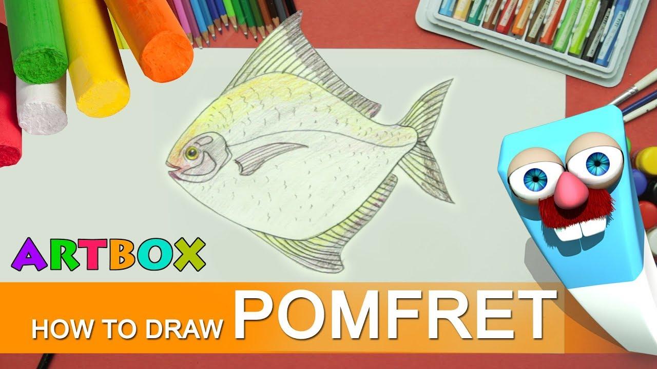 fish ki drawing kaise banate hai