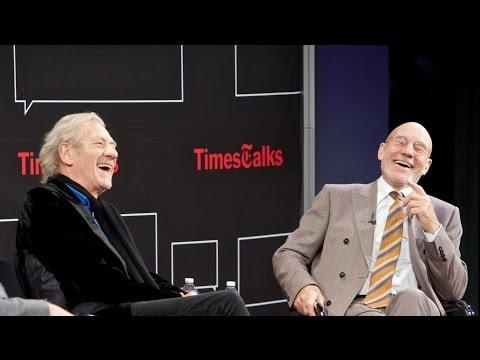 Ian McKellen & Patrick Stewart | Interview pt. 5 | TimesTalks