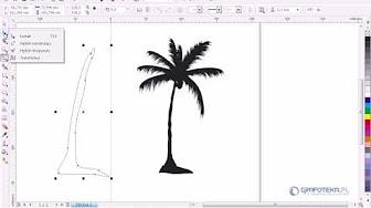 Руза, как нарисовать в кореле открытку