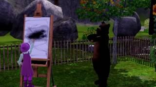 Masha and The Bear Goodbye Masha Episode 56