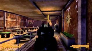 Fallout New Vegas (PC): Shooting up a Casino