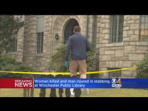 Woman Killed, Good Samaritan Injured In 'Unprovoked' Library Stabbing
