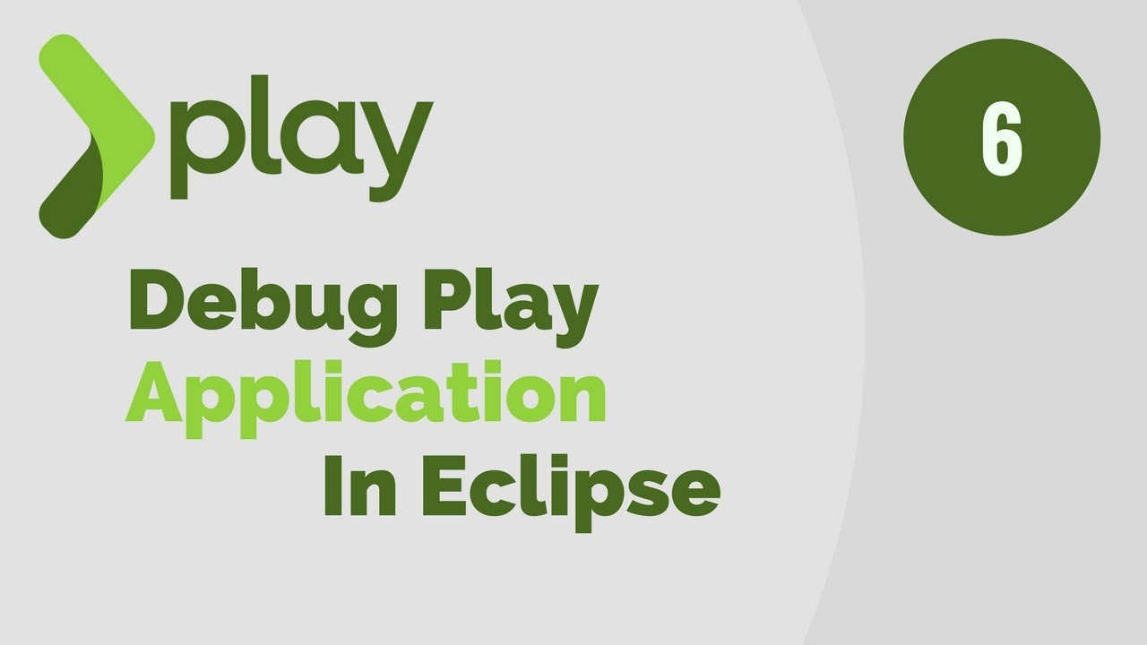 Play Framework Tutorial # 6 | Debug Play Application in Eclipse IDE