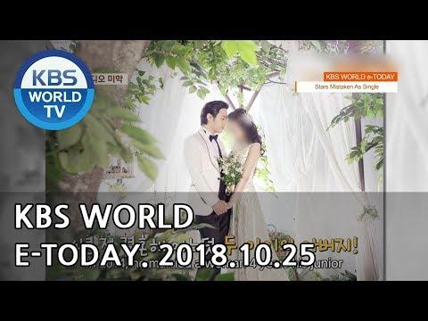 KBS WORLD e-TODAY [ENG/2018.10.25]