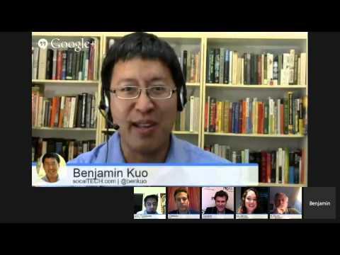 PRSA-LA 'Happy Hour' Hangout with Tech Journalists