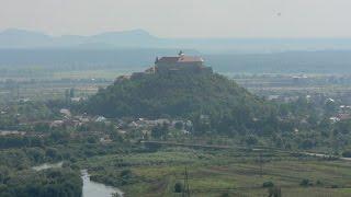Замок Паланок в Мукачево(, 2015-10-02T19:03:24.000Z)