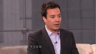Repeat youtube video Jimmy Fallon on Obama 'Slow Jamming' the News