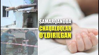 SAMARQANDDA O'NLAB CHAQALOQLAR O'LDIRILGAN thumbnail