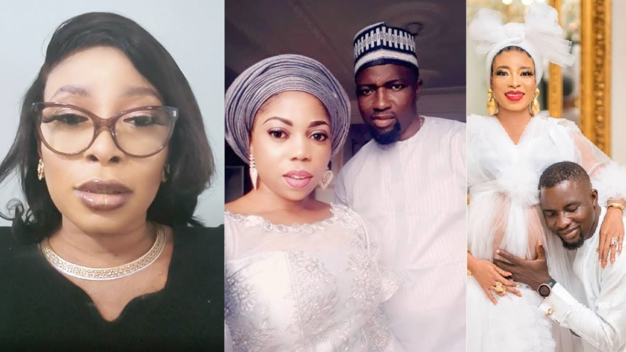 Download 'I'm Removing Her Kids From My Will' Liz Anjorin Spills As Her Husband's Alleged Wife Says He…