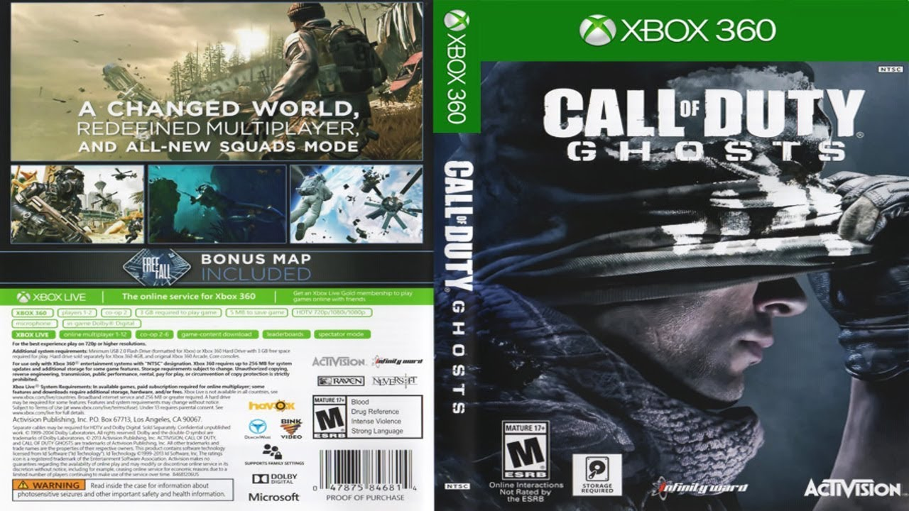 call of duty ghosts 2 download pc torrent