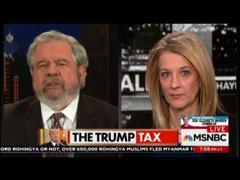 Stephanie Kelton David Cay Johnson Tax cuts Entitlement