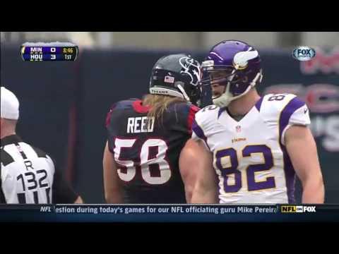 Minnesota Vikings @ Houston Texans 2012