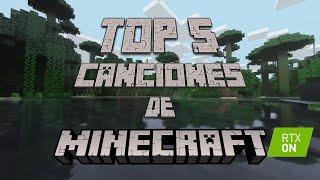 Top 5 Canciones de Minecraft 2018