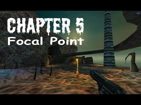 Blue Shift (100%) Walkthrough (Chapter 5: Focal Point)