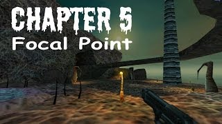 Blue Shift (100%) Walkthrough (Chapter 5: Focal Point)
