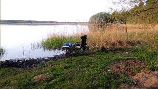 видео обустройство места для ловли