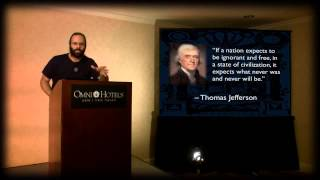 Seminario Ley Natural, Mark Passio, V.O. subtitulado ES Parte 2 de 3