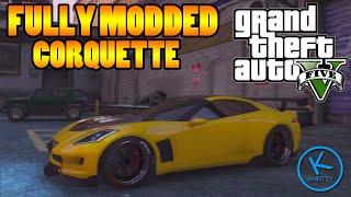 GTA 5 Fully Modified: INVETERO COQUETTE