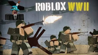 ROBLOX WWII!!! (New ROBLOX War Game)