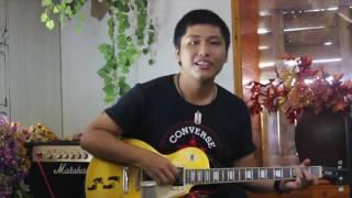[Guitar đẩy lùi SIDA] Glog 02: Sự kết hợp giữa móc cua và dùng toy