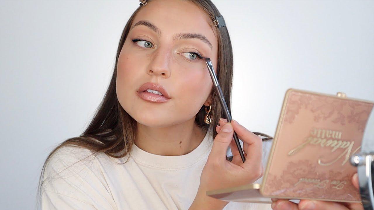 my everyday makeup tutorial (cruelty-free)