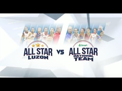 PBA All-Star 2018 | Luzon All-Stars vs All-Star National Team