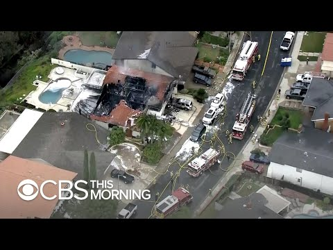 Chris Michaels - Plane crashes into California family home, kills 5 people