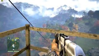 Far Cry 4 Gameplay - GTX 760 + Core i5 4670 - Ultra Settings (FPS)
