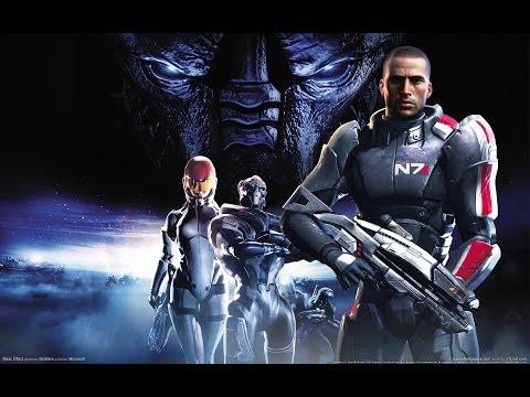 Mass Effect 1 - Rescue Tali & Battle Music (Missing Tracks) (HD)