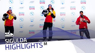 Friedrich paints the perfect weekend in Sigulda | IBSF Official