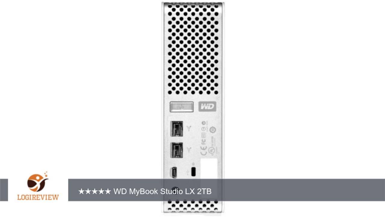 Western Digital My Book Studio LX 1 TB FireWire 800/USB 2.0 Desktop ...