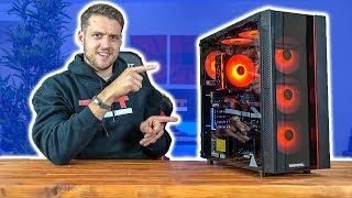 $1000 ALL AMD Gaming PC!