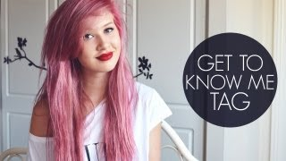 Get to Know Me Tag | Amy Valentine Thumbnail