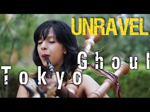 UNRAVEL - TOKYO GHOUL OP BAGPIPE COVER 東京喰種 [FULL VERSION]