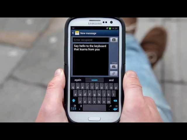 SwiftKey, The Clairvoyant Keyboard, Raises $17 6 Million