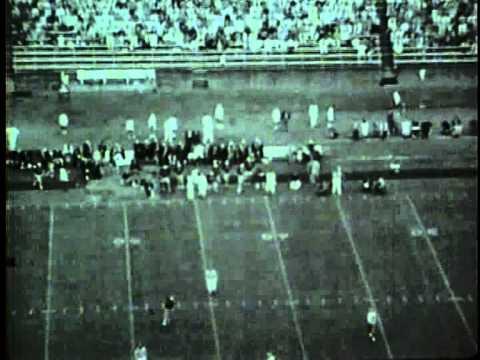 University of Idaho vs. University of Washington (Football), 09/24/1960