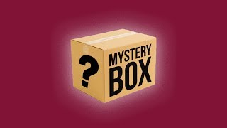 MYSTERY BRAND!?  HYPEBEAST BOXES ONLY!!