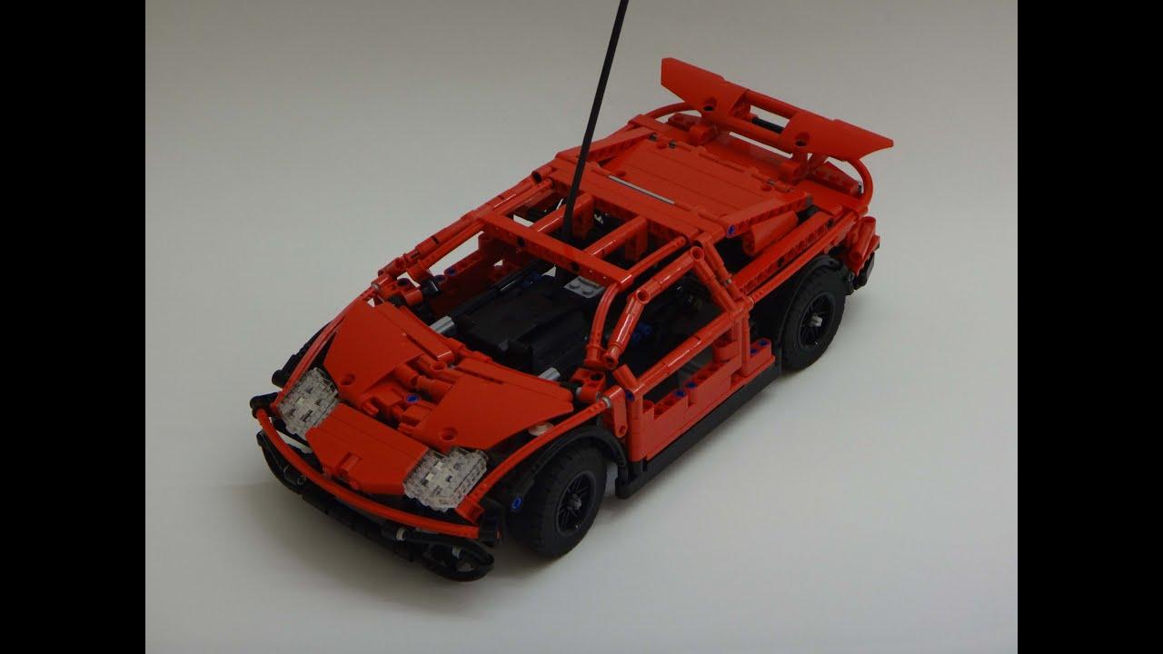 Lamborghini Lego Technic