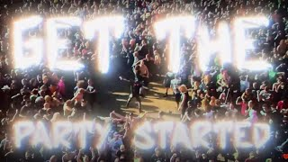 Tom Morello - Let's Get The Party Started (ft. Bring Me The Horizon) [Official Lyric Video]