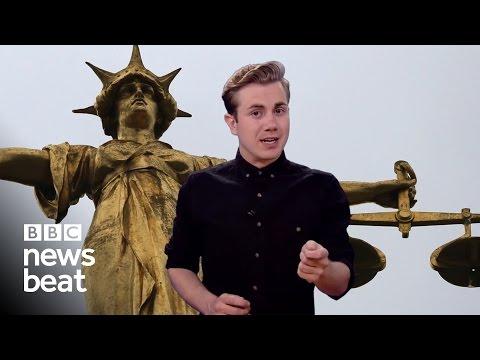 The Human Rights Act | BBC Newsbeat