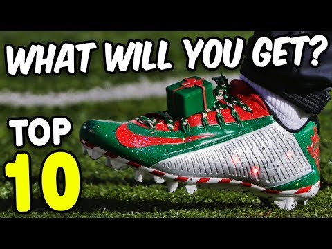 Top 10 Boots For Christmas 2017! Best Cleat Options