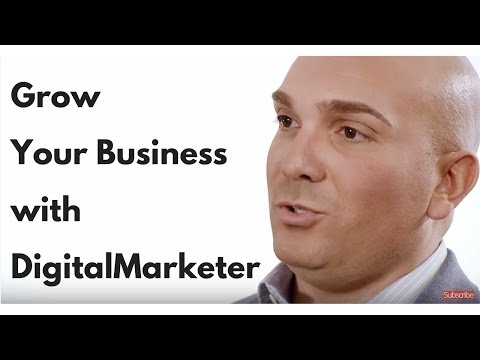 Grow Your Business with DigitalMarketer - Unique Designz DM Lab Testimonial